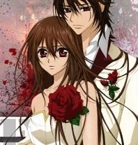 Yuki and Kaname ^w^ (Vampire knight)