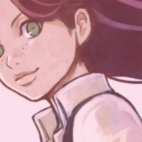 Took me fuckin AGES to think up a character but here ya go I only remembered Anne had freckles when