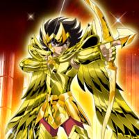 Seiya from ''Saint Seiya''