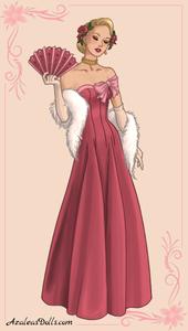 #3rd entry: 50s Elegance