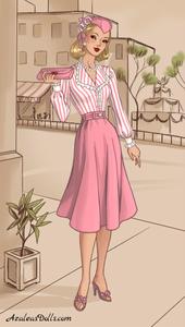 seconde entry: Pretty in roze