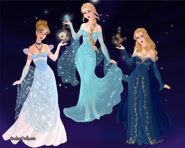 #1st Entry: Elegant in Blue
