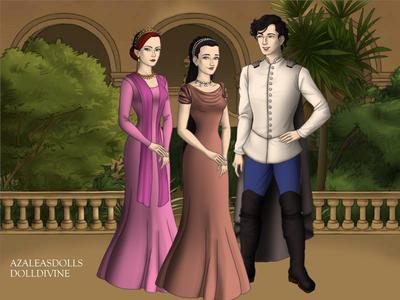 Entry 3: Royal Family.