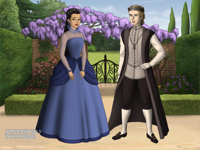 Entry 2: The Duke And Duchess Of London. (Pocahontas and John Smith)