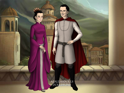 Entry 3: The New Emperor And Empress Of China.