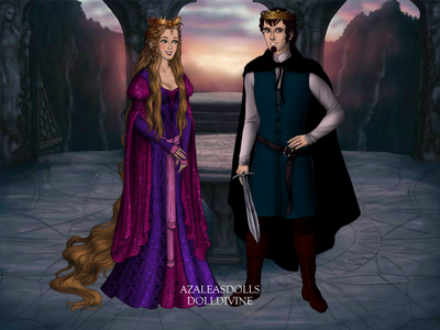 #3rd entry: King and reyna of the Sun