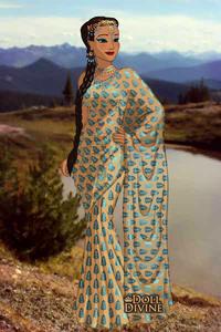 Entry 2: Leader Of The Homeland. (Pocahontas)