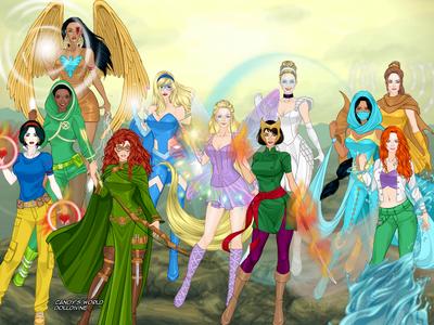 First Entry: Super Princess Lineup
