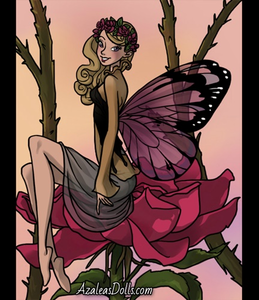All done, changed it: 3rd entry: Briar Rose