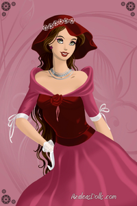 #2nd entry: Mademoiselle Belle