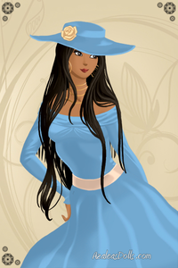 Entry 1: Kentucky Derby Royal. (Jasmine)