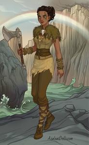 2nd Entry: Bayou Warrior