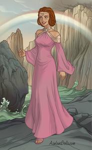 Entry 3: Madam Protector. (Rapunzel)