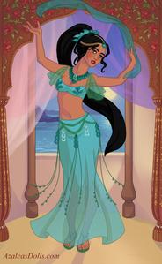 2nd Entry: Peacock Princess