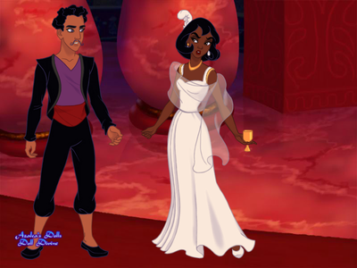 Entry 2: Tiana and the Shadow Man