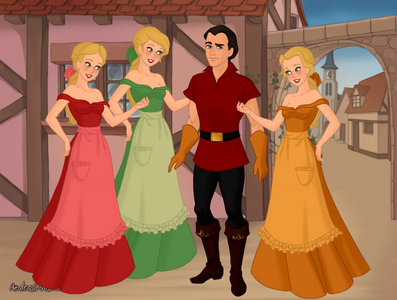 #2nd entry: Prideful Gaston