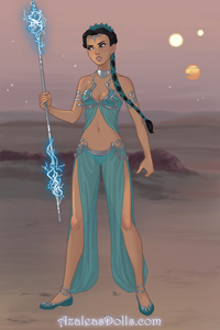 Entry two: Rebellious desert princess