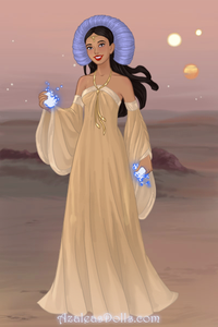 Entry 1: Tribunal Princess. (Pocahontas)