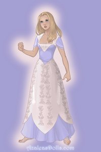 Entry 2: Maiden Of The Galaxy. (Cinderella)