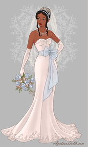 #1st entry: Bridal Elegance
