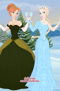 1st New año in Arendelle