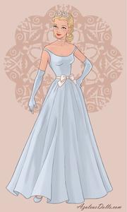 Entry 2: The 皇后乐队 Who Awaits A Dance. (Cinderella)