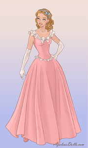 2nd Entry: Her Mother's Dress (Cinderella)