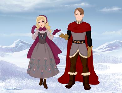 2nd entry: Winter Stroll