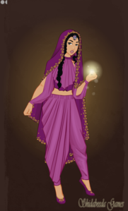 2nd Entry: Arabian Seer