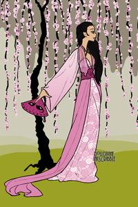 Entry 1: seresa Blossoms (Mulan)
