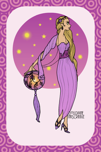 Entry 2: Lantern Glow (Rapunzel)