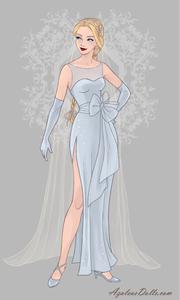 1st Frosty bride