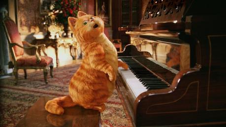 How fun! Sign me up! Mine: I just amor amor amor Garfield! [b]Next topic:[/b] favorito! season (i