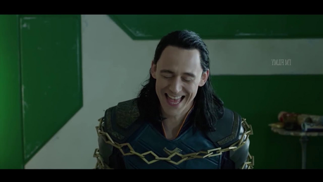 how come nobody has a single loki picture they Amore :(