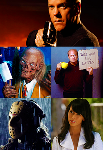 [b]Day 12: TV/Movie Characters [/b] 1. Jack Bauer ~ 24 2. The Cryptkeeper ~ Tales From the Crypt 3
