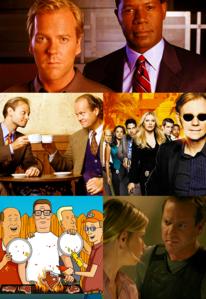 [b]Day 13: TV/Movie Friendships[/b] 1. Jack Bauer & David Palmer ~ 24 2. Frasier & Niles Crane ~ Fr