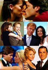 [b]Day 14: TV/Movie Romances [/b] 1. Melinda & Jim ~ Ghost Whisperer 2. Niles & Daphne ~ Frasier (S