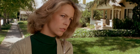 3. A character that reminds आप of someone आप know Laurie Strode from Halloween. I think she kin