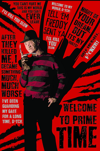 [b]19. A character with the best कोट्स [/b] I mean, it's pretty hard to beat Freddy Krueger!
