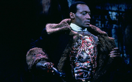 [b]21. Underrated character [/b] Candyman is so underrated, it's criminal! And Tony Todd is a legend