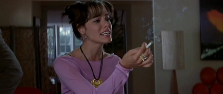 9. Your spirit animal Jennifer Jolie from Scream 3. I get that she was kind of annoying but I kin