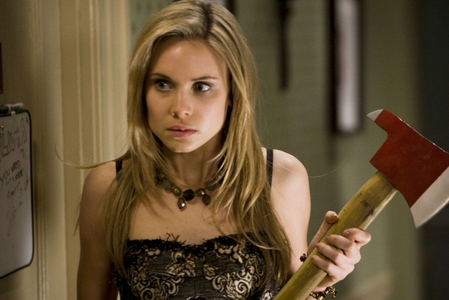 11. A Character आप absolutely hate Jessica from Sorority Row. I hated her. I have never hated a c