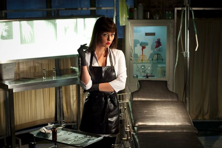 16. Current प्रिय character Mary Mason from American Mary