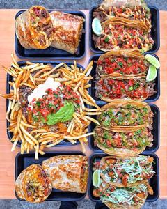 Those fries look incredible!
