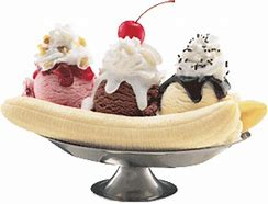 Or,  what about a Banana Split !