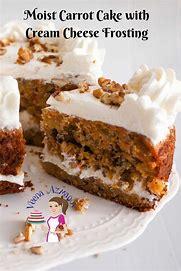Scruptious Carrot Cake 💙