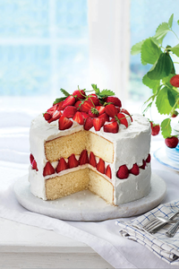 How about some strawberry cake <3