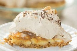 How about some Banoffee pie <3 YUM YUM !!