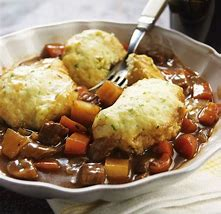 Do you have ...stew and dumplings,in the US ? it's scrumptious !