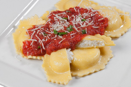These ravioli look delicious!